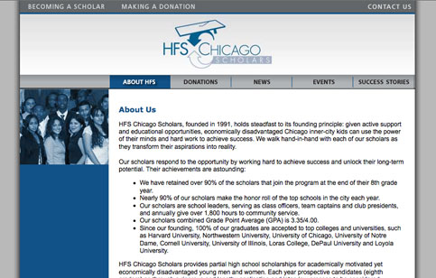 HFS Chicago Scholars